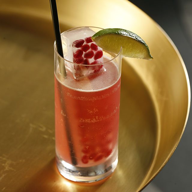 Pomegranate Rickey, The Rickey at the Dream