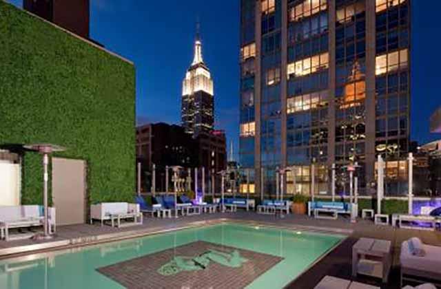 Gansevoort Park Rooftop Midtown