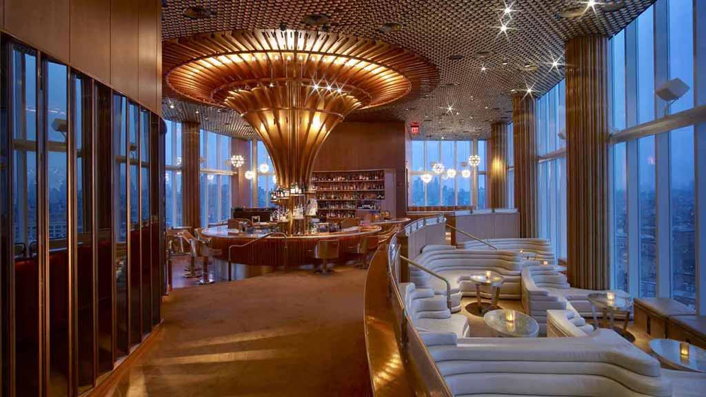 Boom Boom Room The Standard Hotel New York