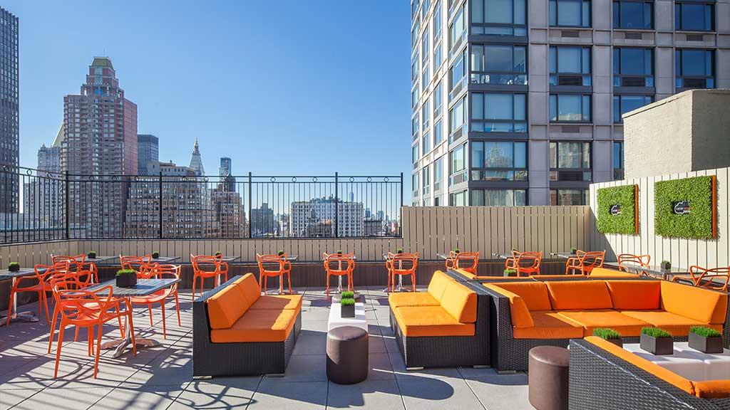 Rooftop Bars Near Penn Station