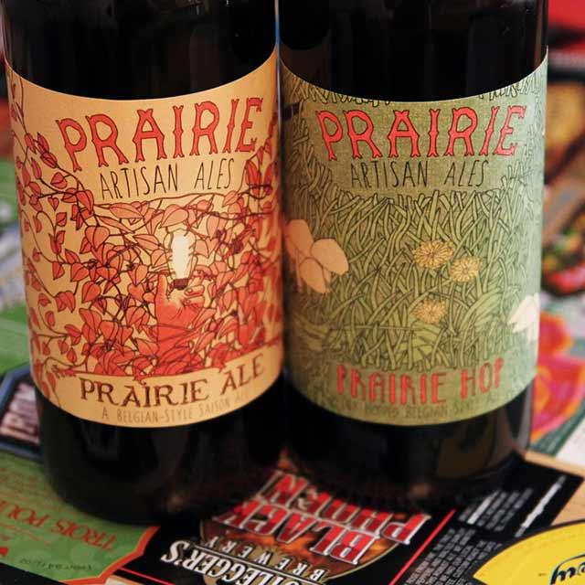 Prairie Hop Summer Ale