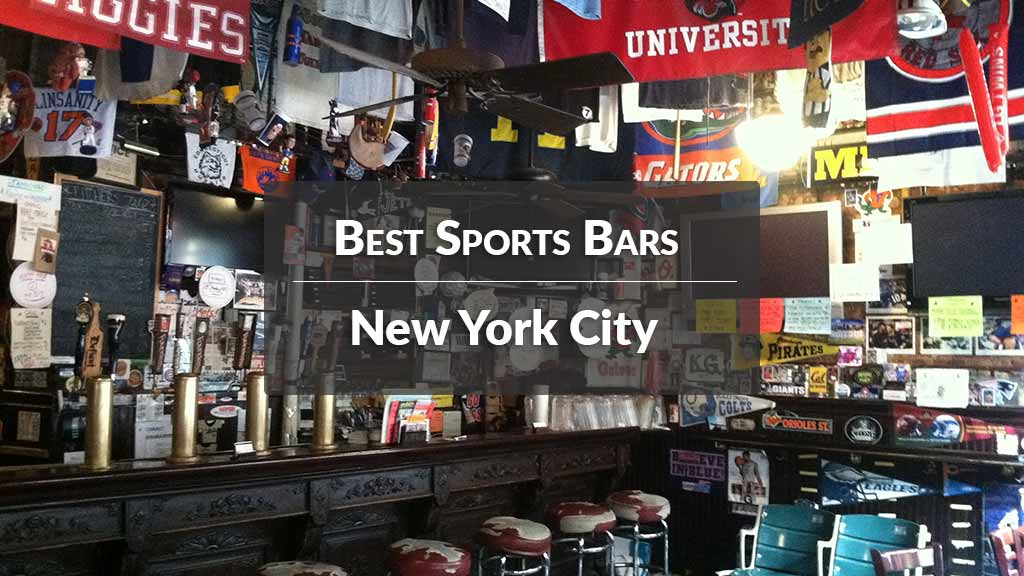 Best Sports Bars in NYC