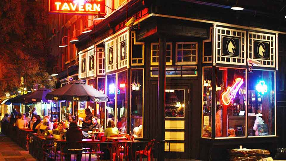 White Horse Tavern Haunted West Village Bars