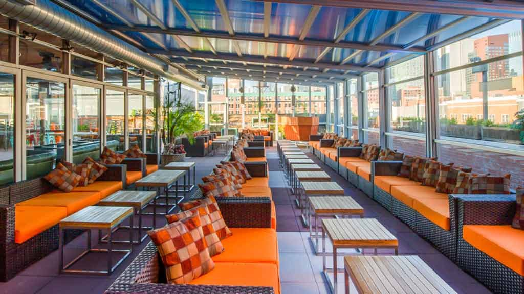 Cantina Rooftop Chelsea