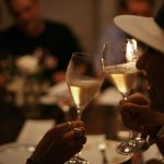 Krug & Ford's Gin Spirited Dinner