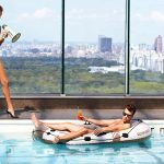 Where to drink poolside NYC