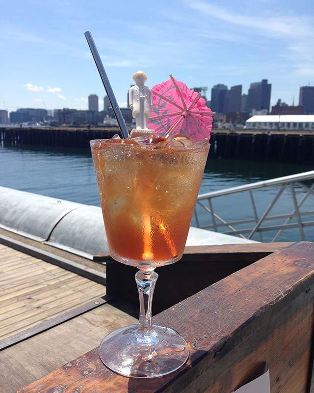 The Perfect Gentleman Cocktail Boston - Eli Shapiro