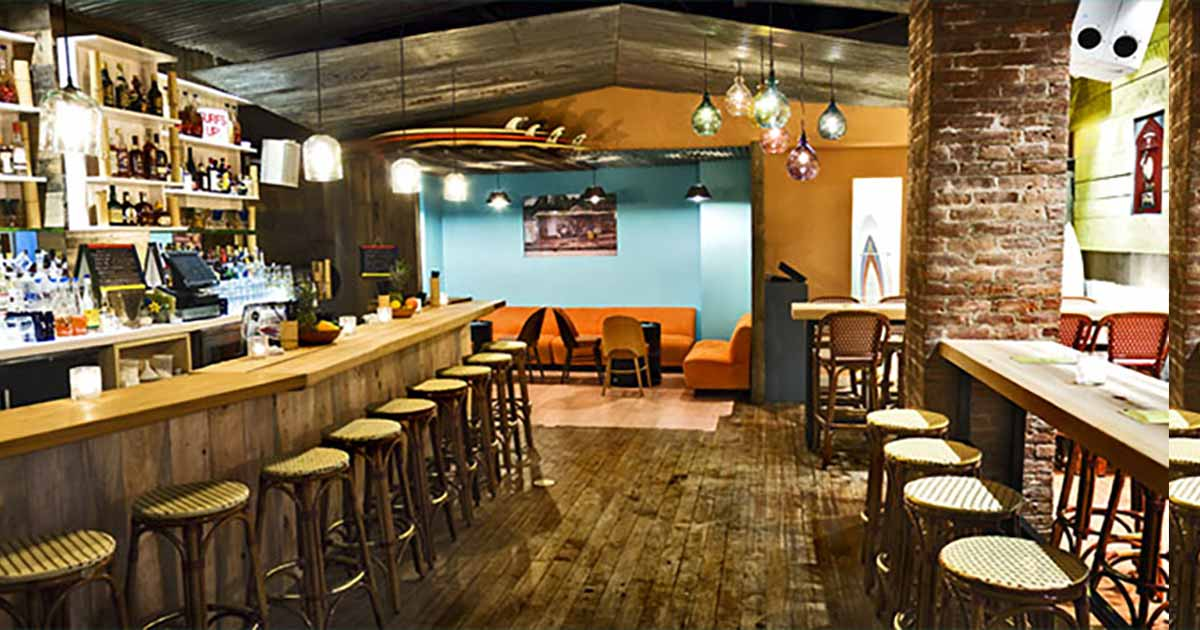 The Sand Bar And Kitchen