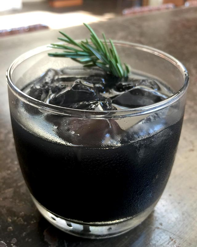David Burke Kitchen Nyc: The 5 Activated Charcoal Cocktails To Try Now In NYC