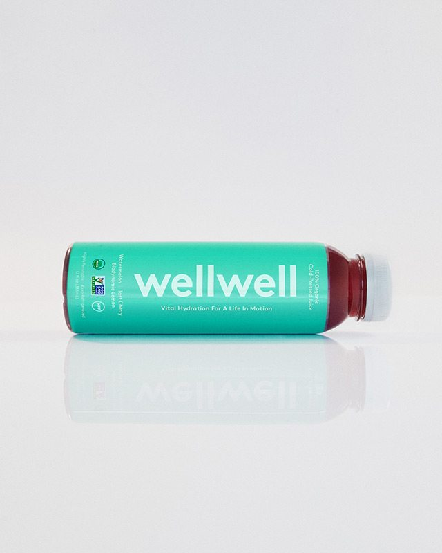 Wellwell Organic Juice Cleanse