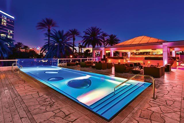 Hard Rock Cafe Las Vegas Pool