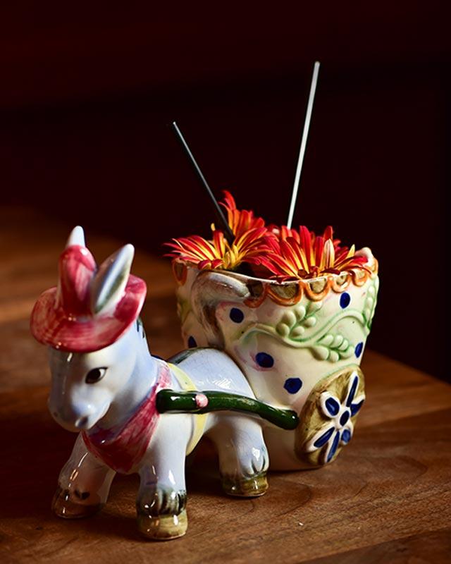 El Burro Fantastma at Ghost Donkey