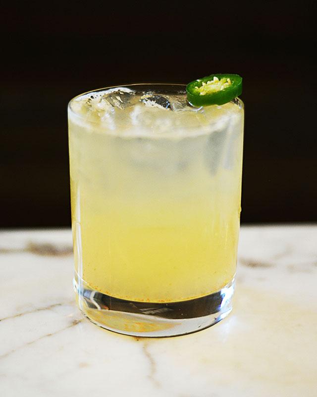 El Diablo at Regent Cocktail Club
