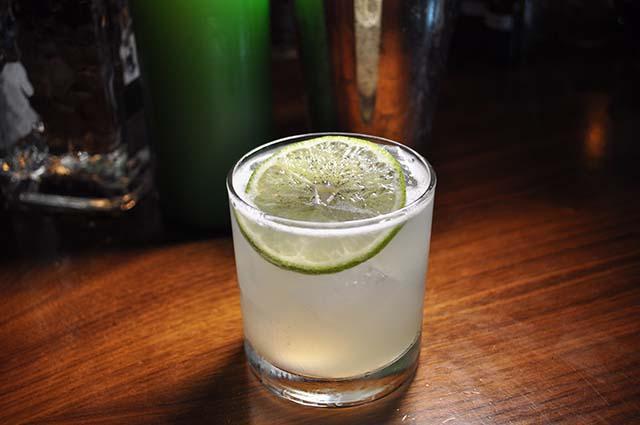 Tommy's Margarita at Sweet Liberty
