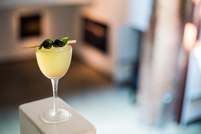 Robbin Friday cocktail