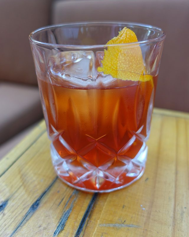Don Boulevardier at Ariete