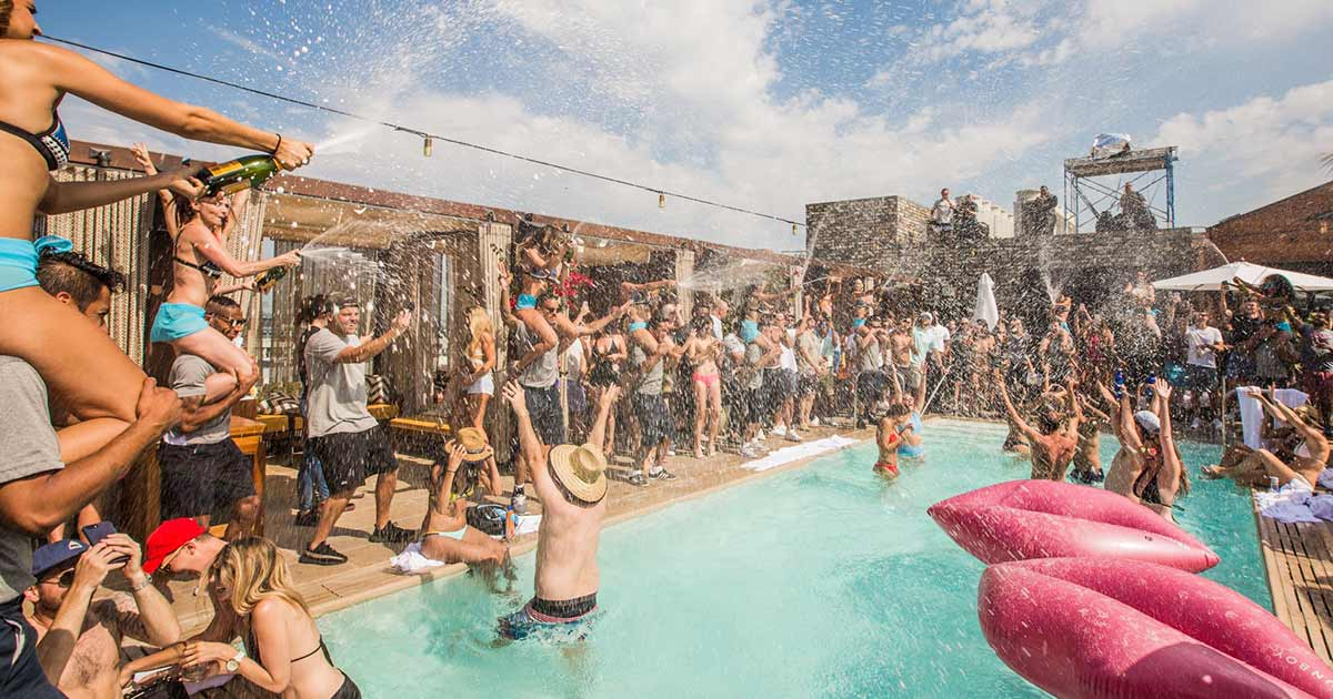 The 6 Best Pool Parties Happening in LA This Summer | thirsty