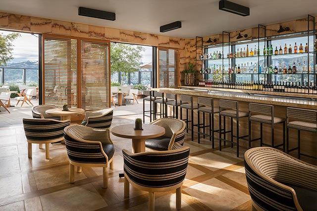 Hotel Wilshire Rooftop Restaurant Menu