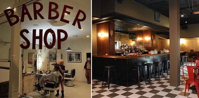 Blind Barber Los Angeles