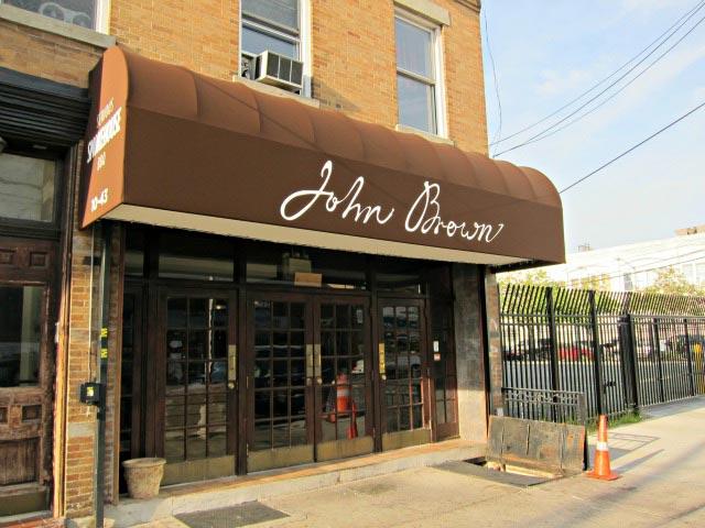 John Brown Smokehouse NYC Kansas City Chiefs