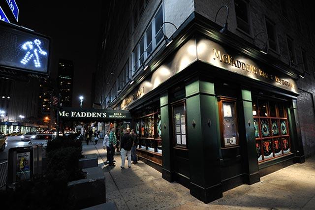 McFadden's Restaurant and Saloon Buffalo Bill's Bar