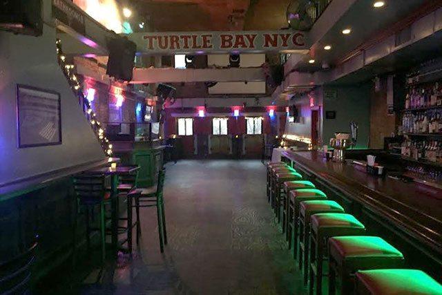 Turtle Bay Tavern New York City Philadelphia Eagles Team Bar