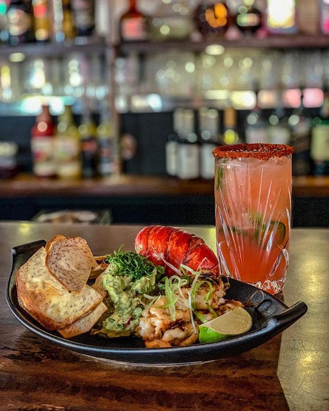 casa-sensei-on-las-olas-ftl-dragon-margarita-lobster